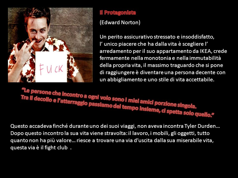 Il Protagonista (Edward Norton)