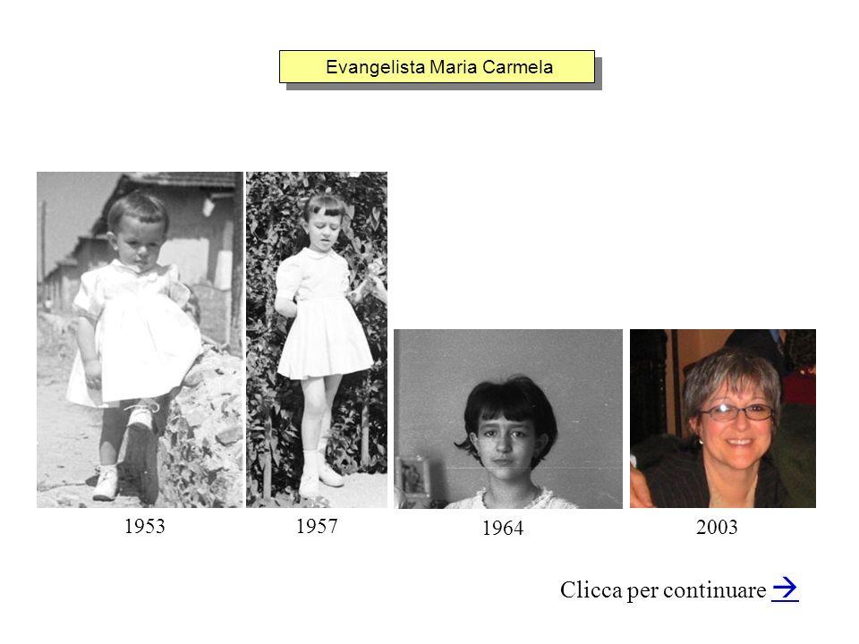 Evangelista Maria Carmela