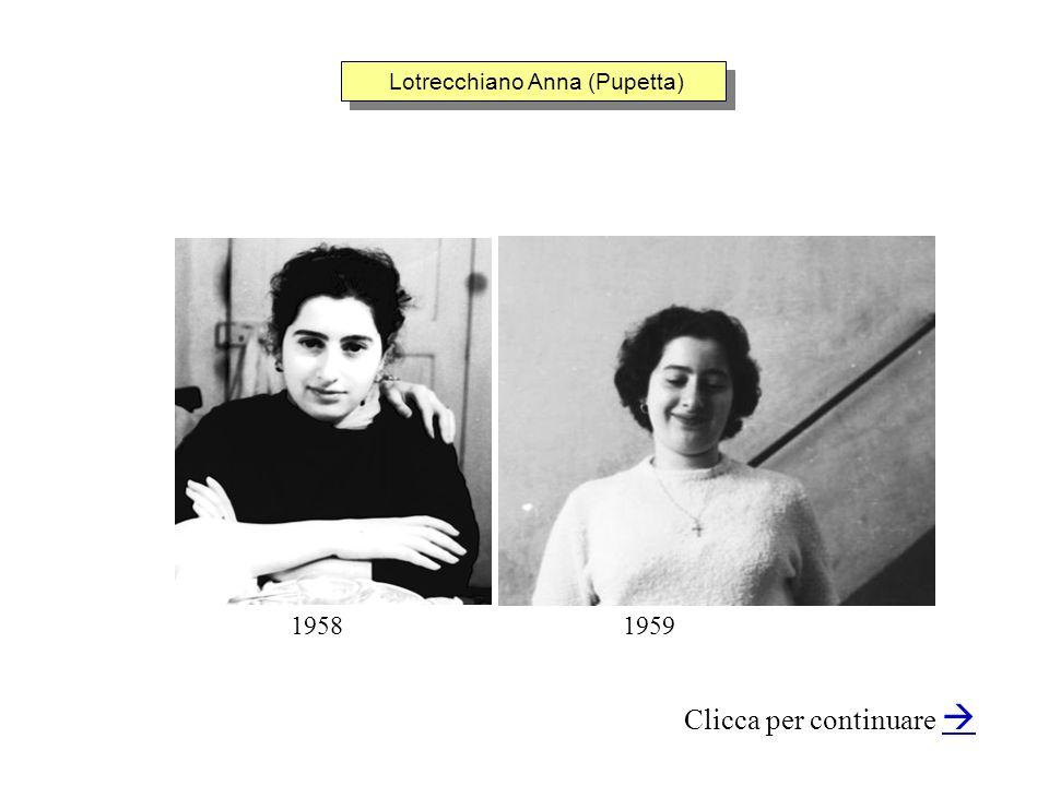 Lotrecchiano Anna (Pupetta)