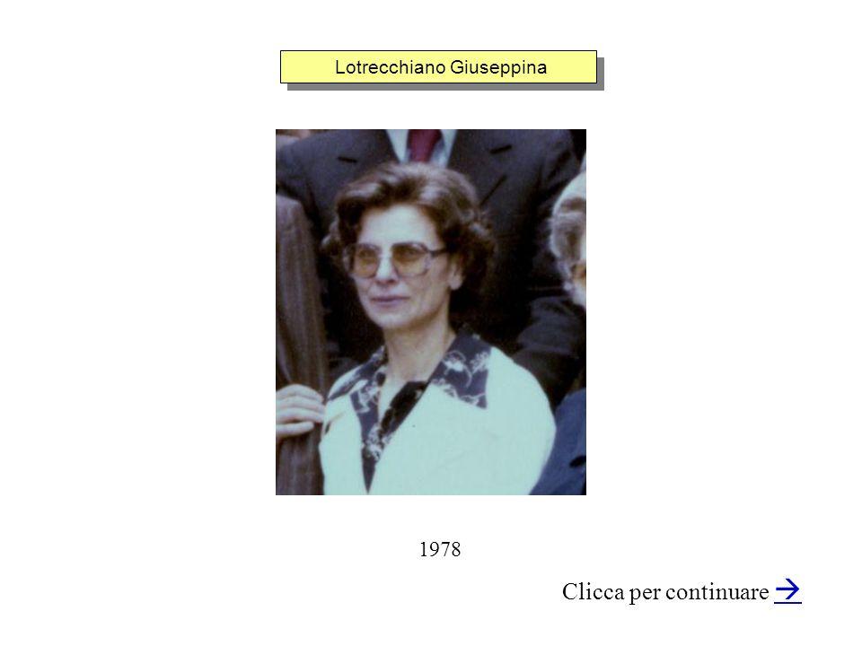 Lotrecchiano Giuseppina