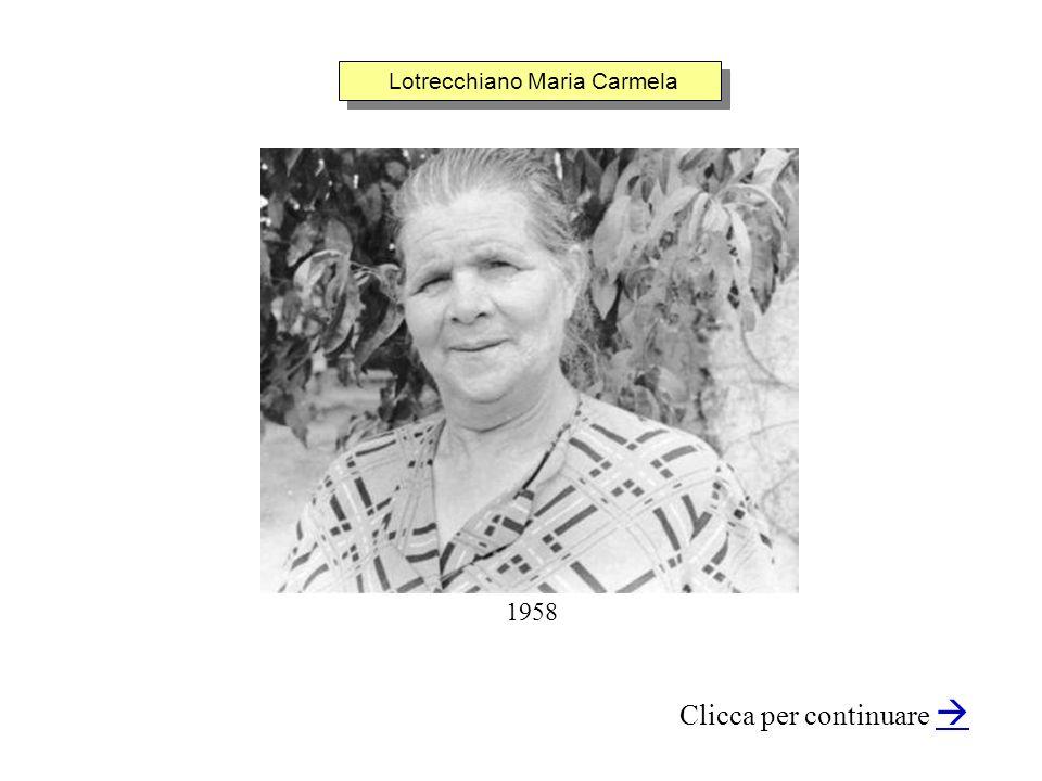 Lotrecchiano Maria Carmela