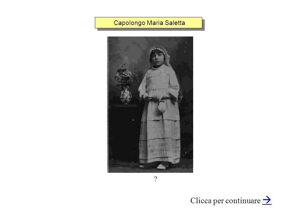 Capolongo Maria Saletta