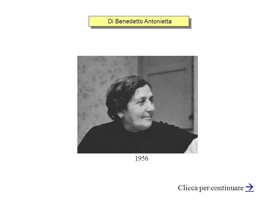 Di Benedetto Antonietta