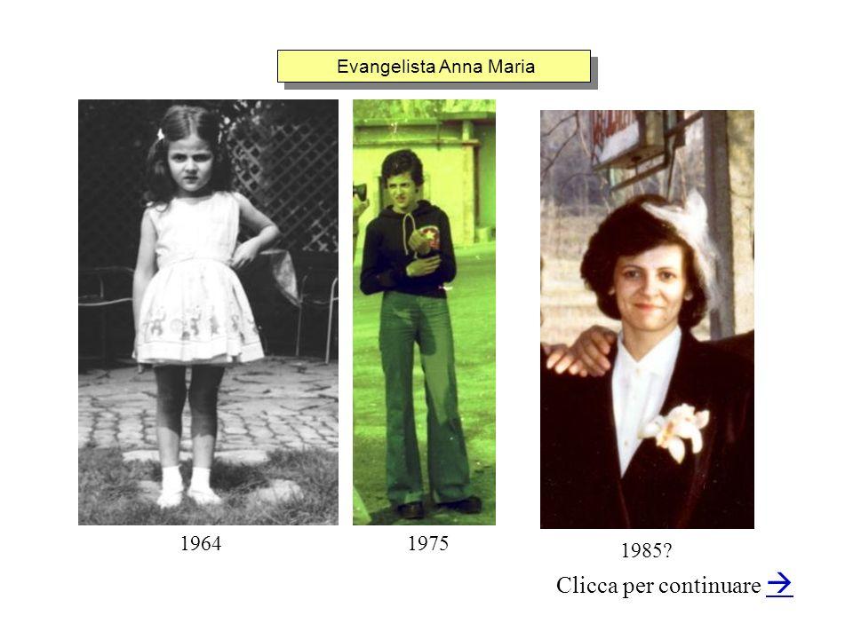 Evangelista Anna Maria