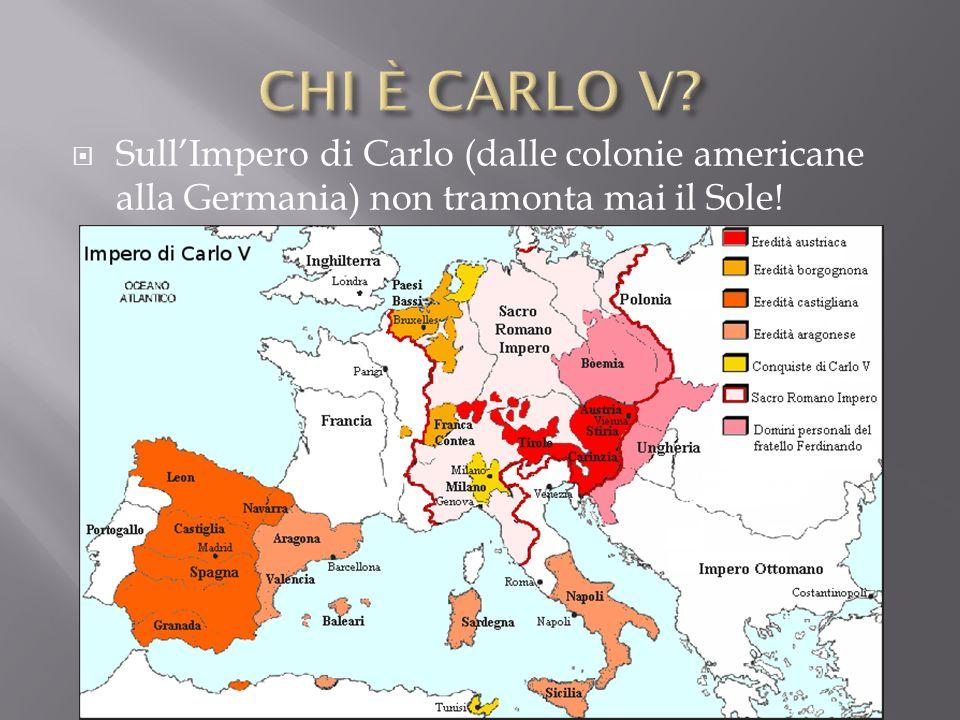 CHI È CARLO V.
