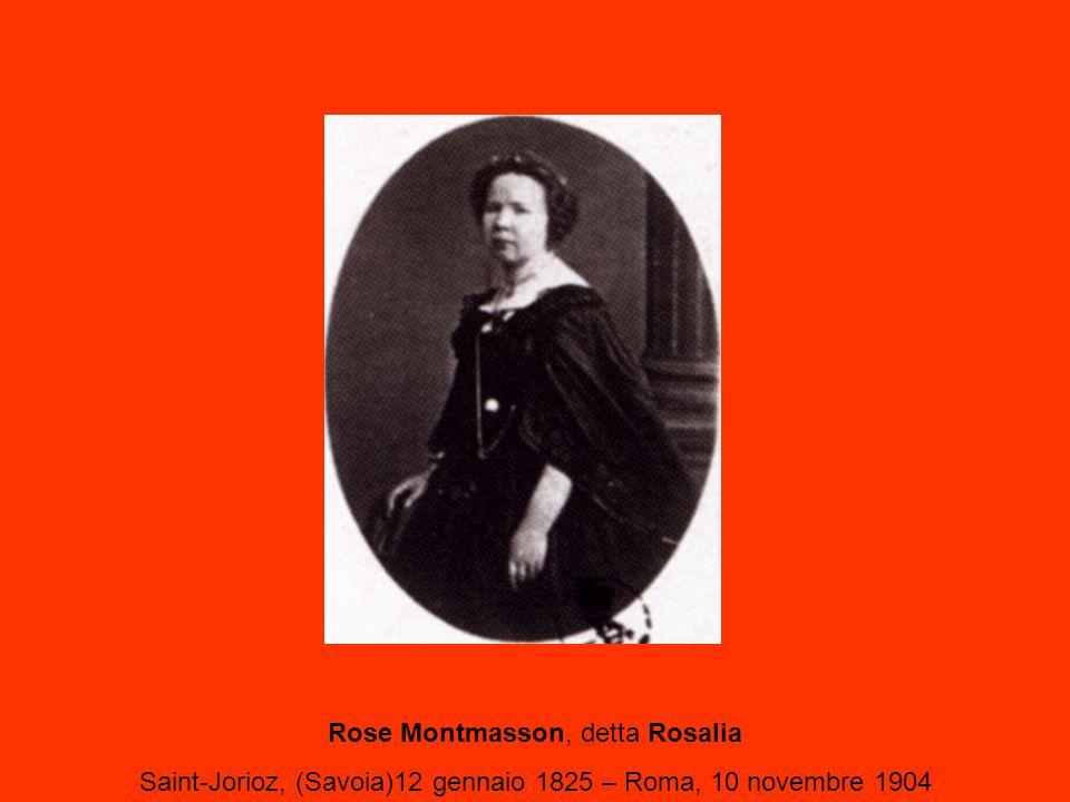 Rose Montmasson, detta Rosalia