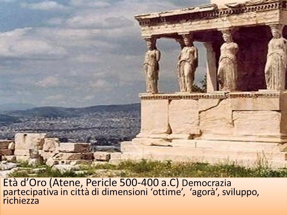 Età d'Oro (Atene, Pericle 500-400 a