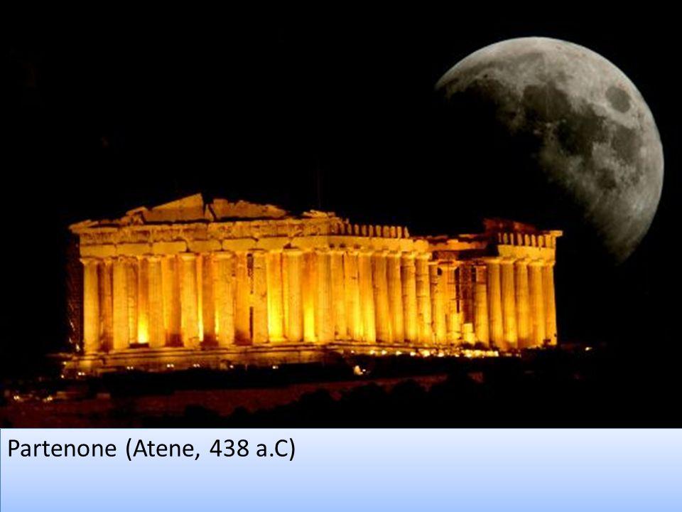 Partenone (Atene, 438 a.C)