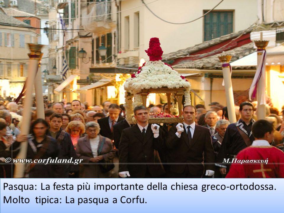 Pasqua: La festa più importante della chiesa greco-ortodossa