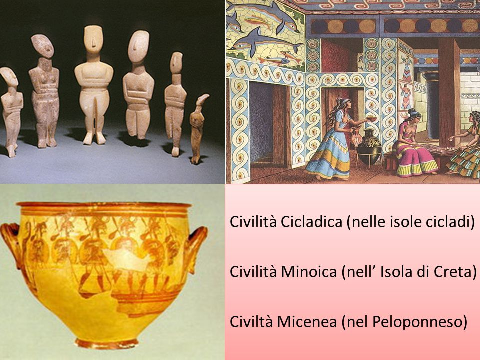 Civilità Cicladica (nelle isole cicladi)