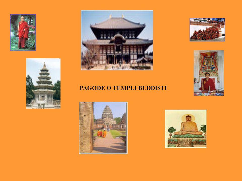 PAGODE O TEMPLI BUDDISTI