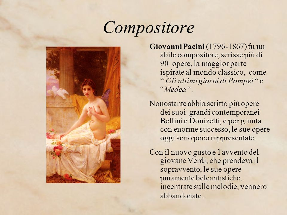 Compositore