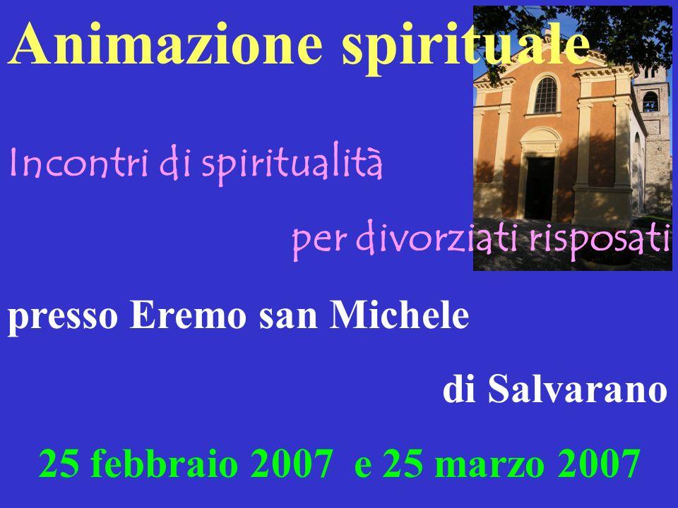 Animazione spirituale