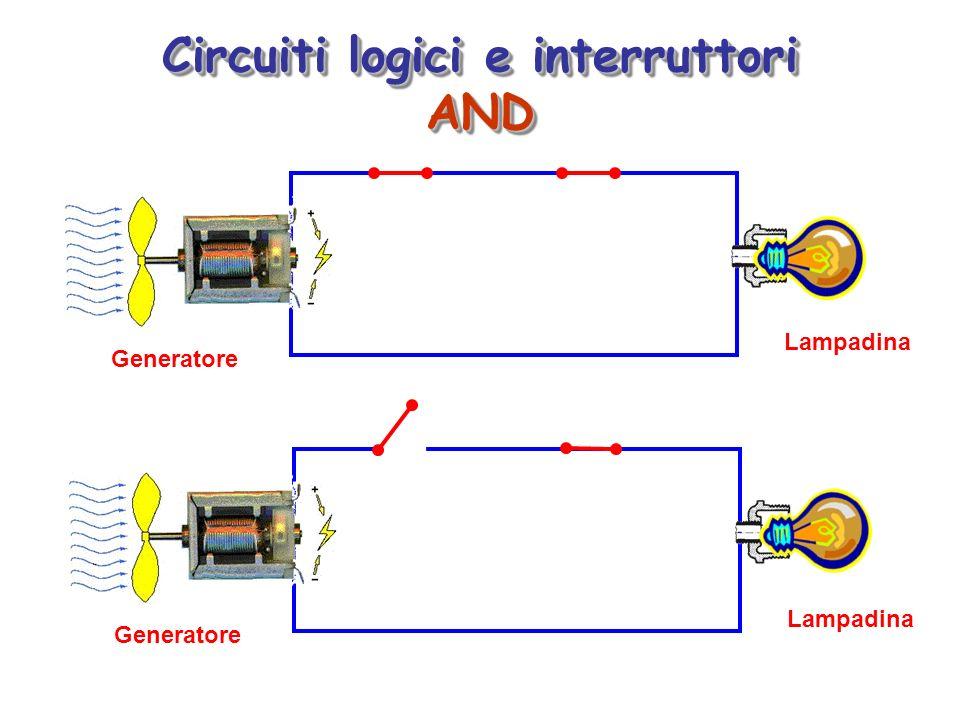 Circuiti logici e interruttori