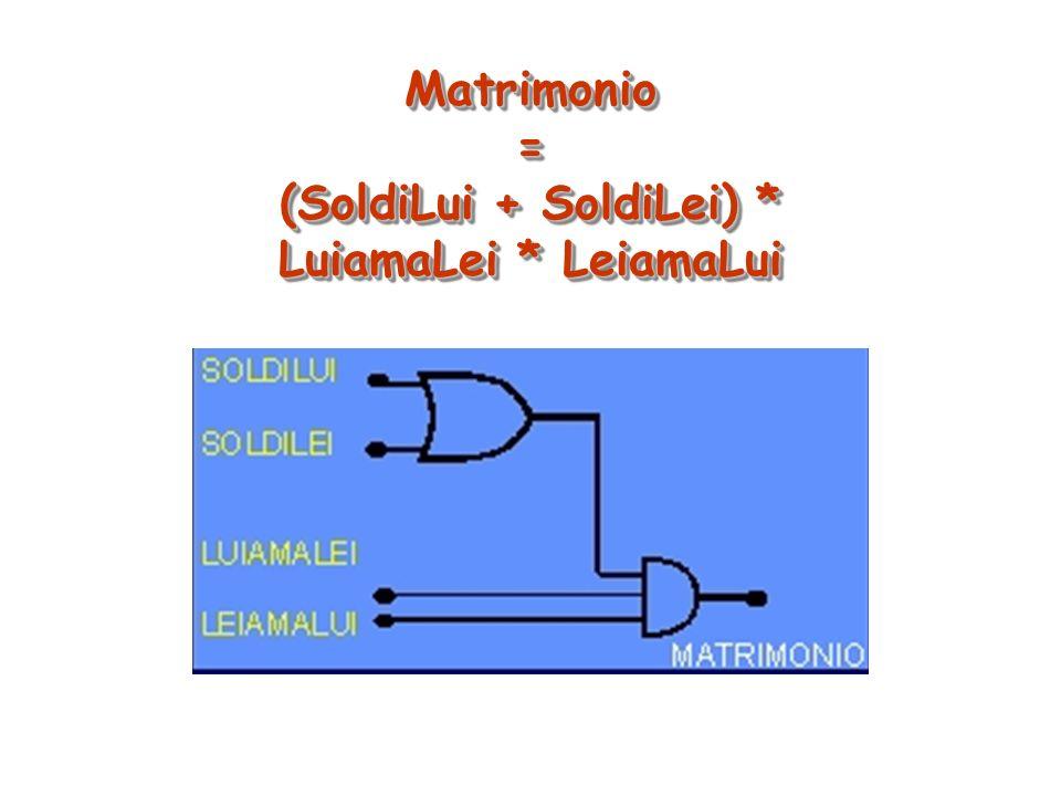 (SoldiLui + SoldiLei) *