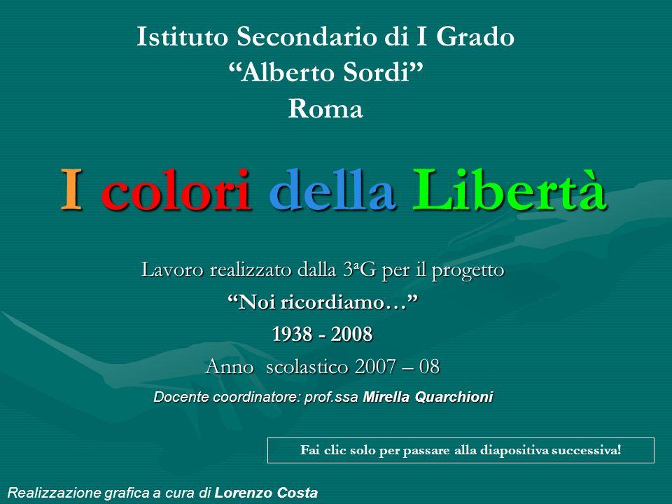 Istituto Secondario di I Grado Alberto Sordi Roma