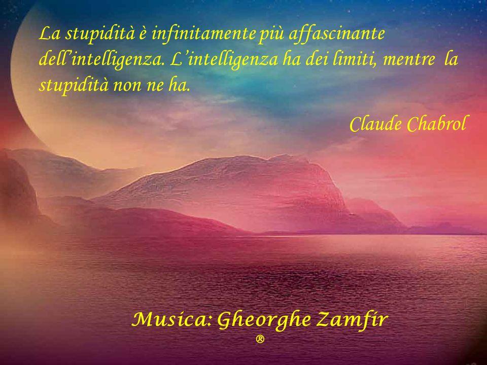Musica: Gheorghe Zamfir