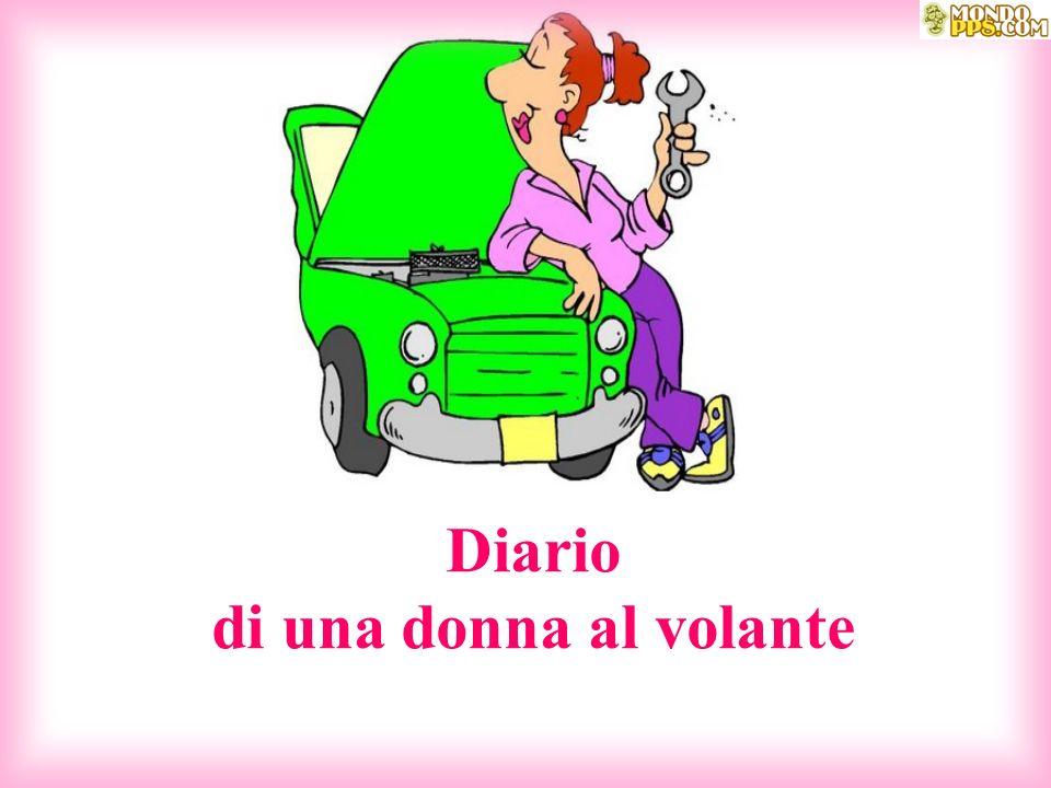 Diario di una donna al volante