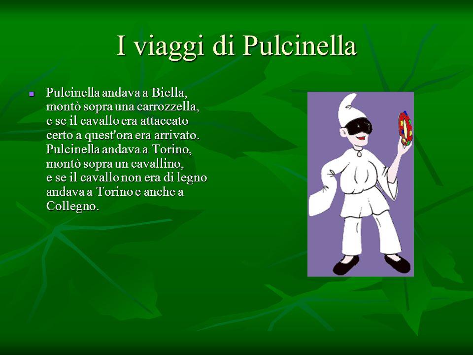 I viaggi di Pulcinella