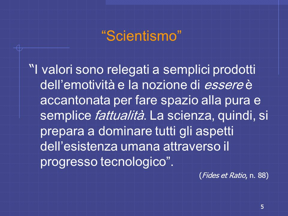 Scientismo