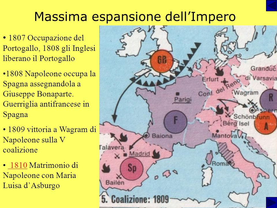 Massima espansione dell'Impero
