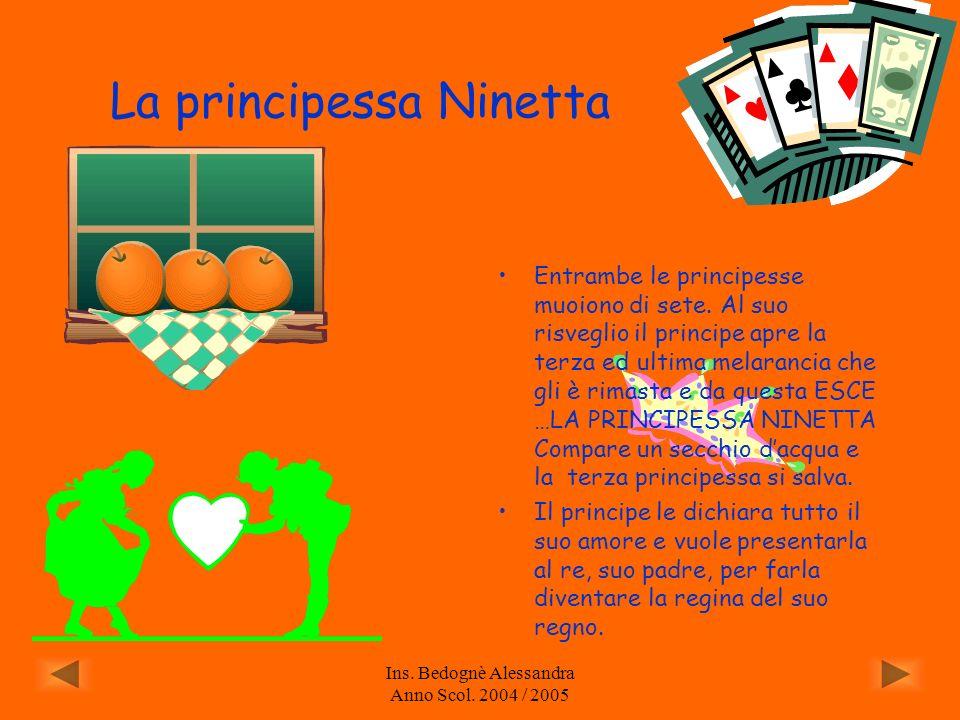 La principessa Ninetta