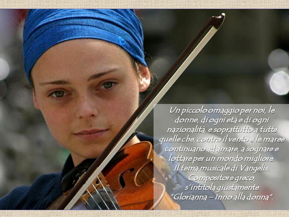 Il tema musicale di Vangelis, Compositore greco,