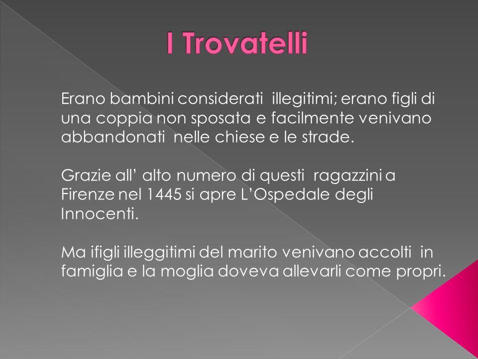 I Trovatelli