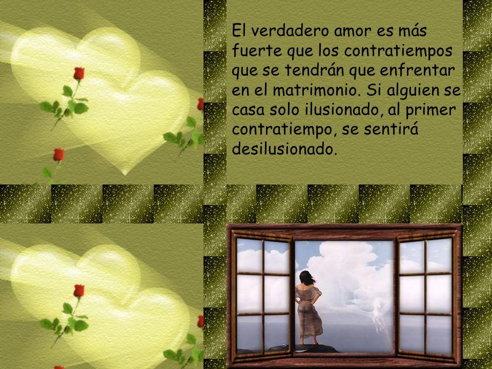 El verdadero amor es más