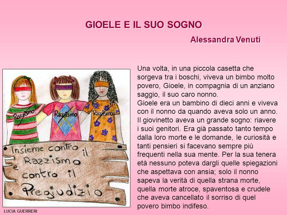 GIOELE E IL SUO SOGNO Alessandra Venuti