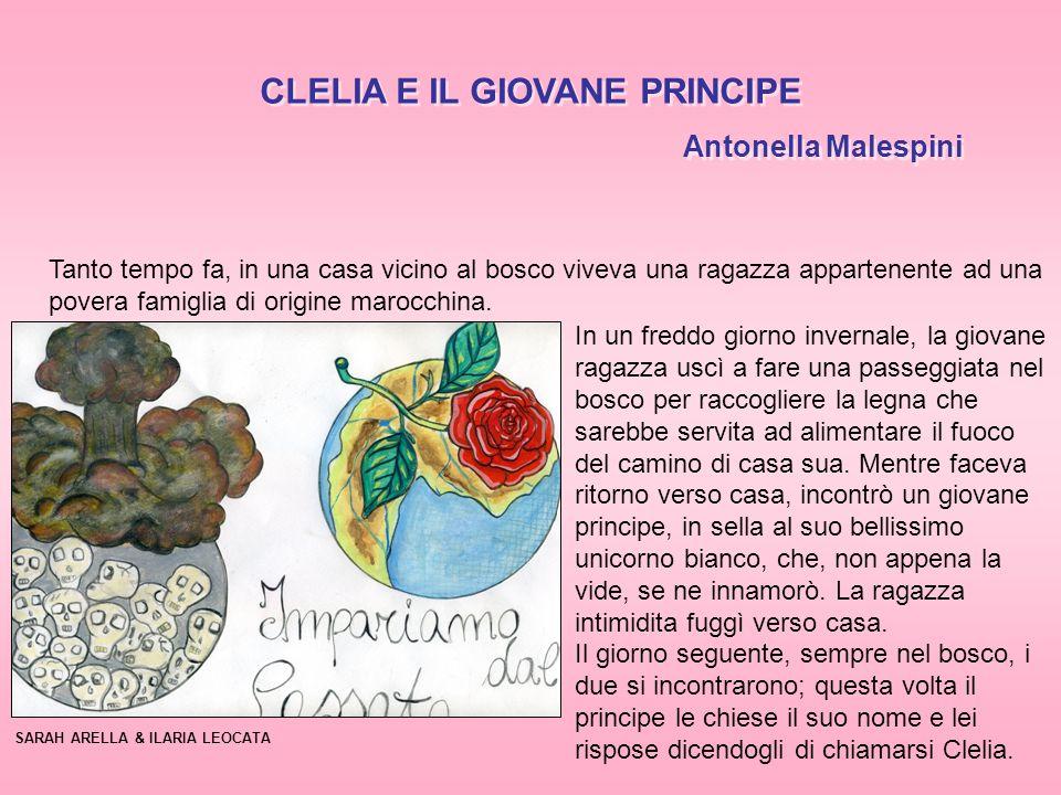 CLELIA E IL GIOVANE PRINCIPE