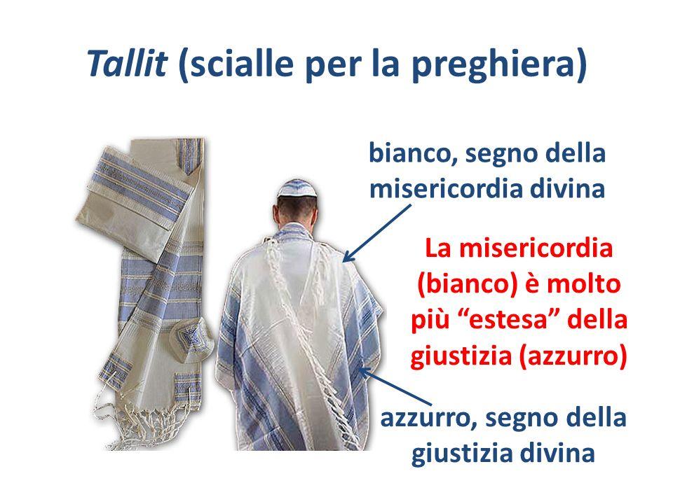 Tallit (scialle per la preghiera)
