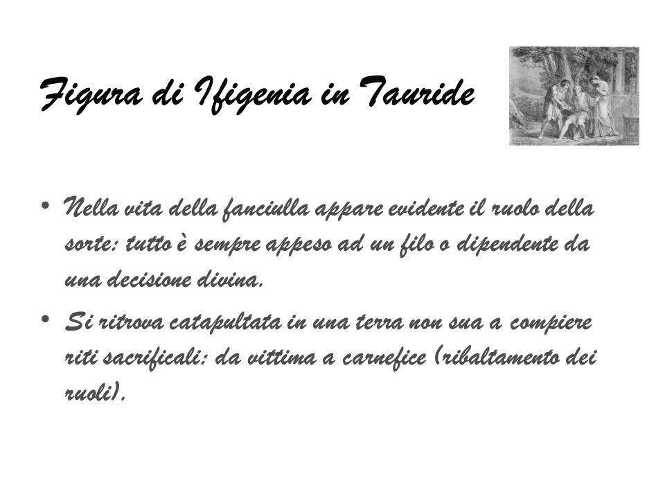 Figura di Ifigenia in Tauride