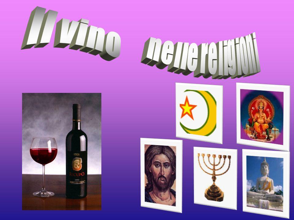 Il vino nelle religioni