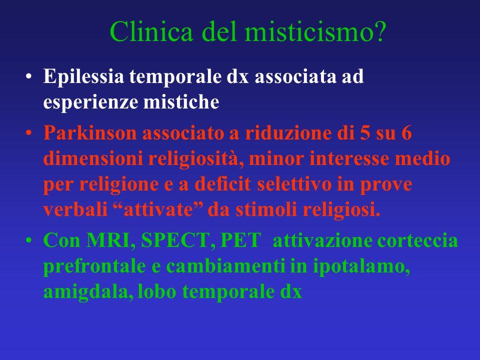 Clinica del misticismo