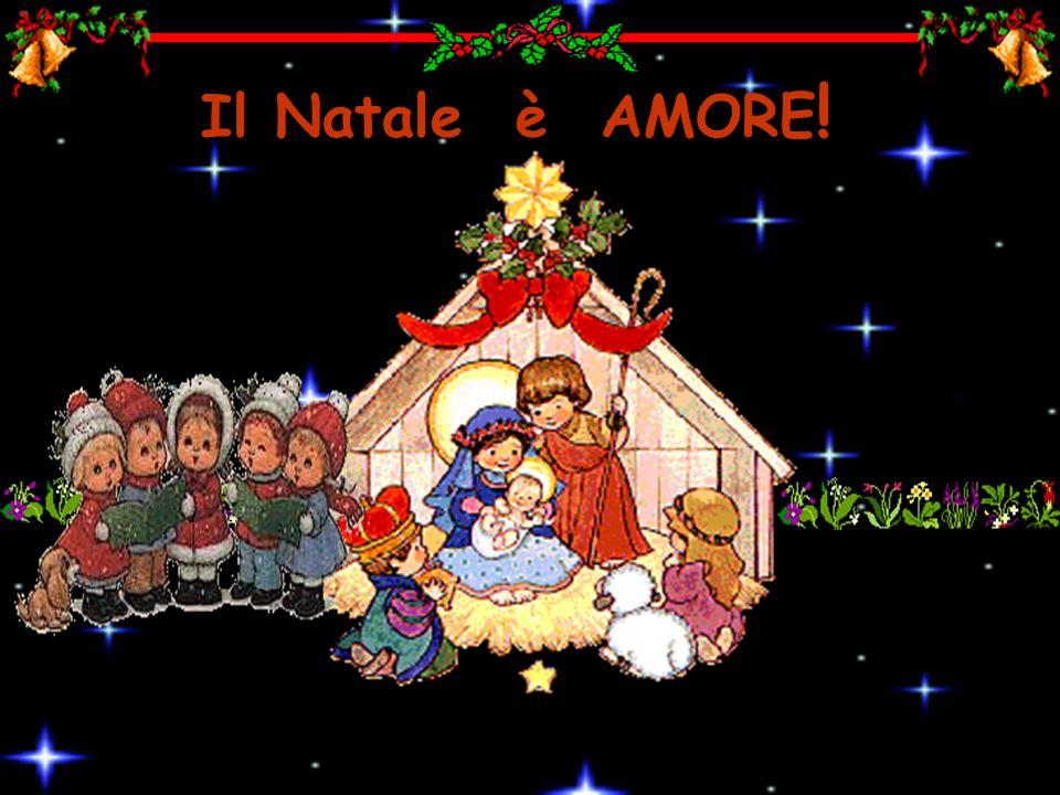 Il Natale è AMORE!