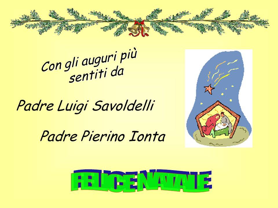 Padre Luigi Savoldelli