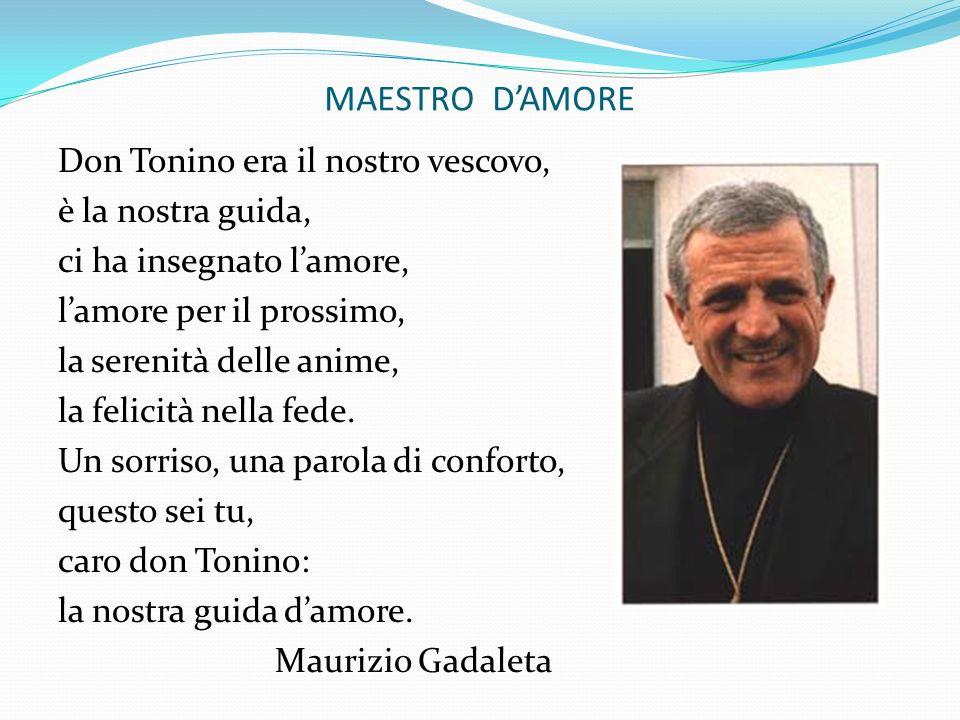MAESTRO D'AMORE