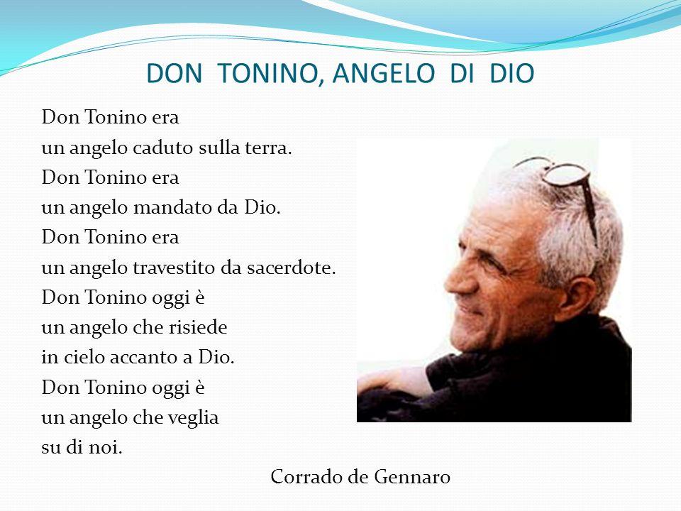 DON TONINO, ANGELO DI DIO