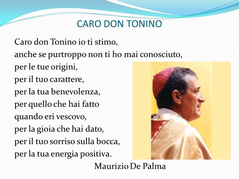 CARO DON TONINO
