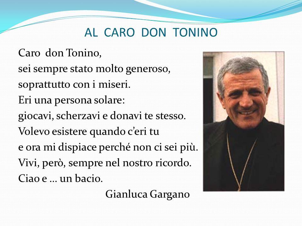 AL CARO DON TONINO