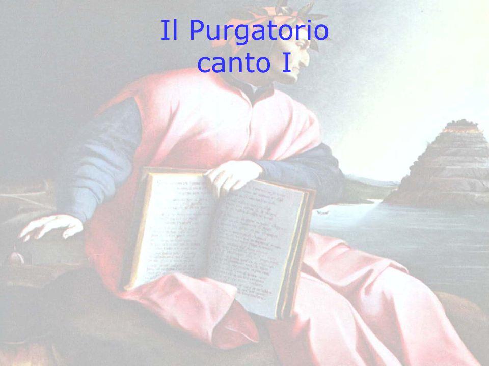 Il Purgatorio canto I