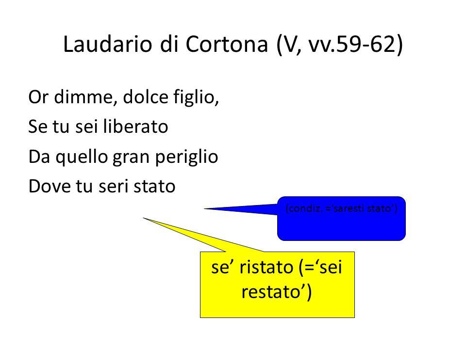 Laudario di Cortona (V, vv.59-62)