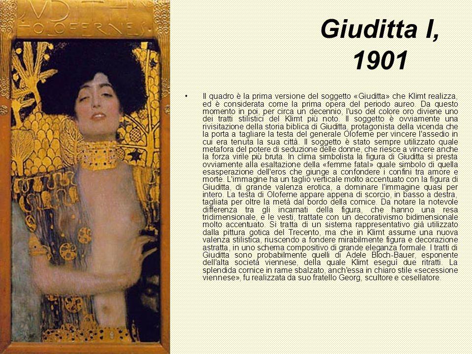 Giuditta I, 1901