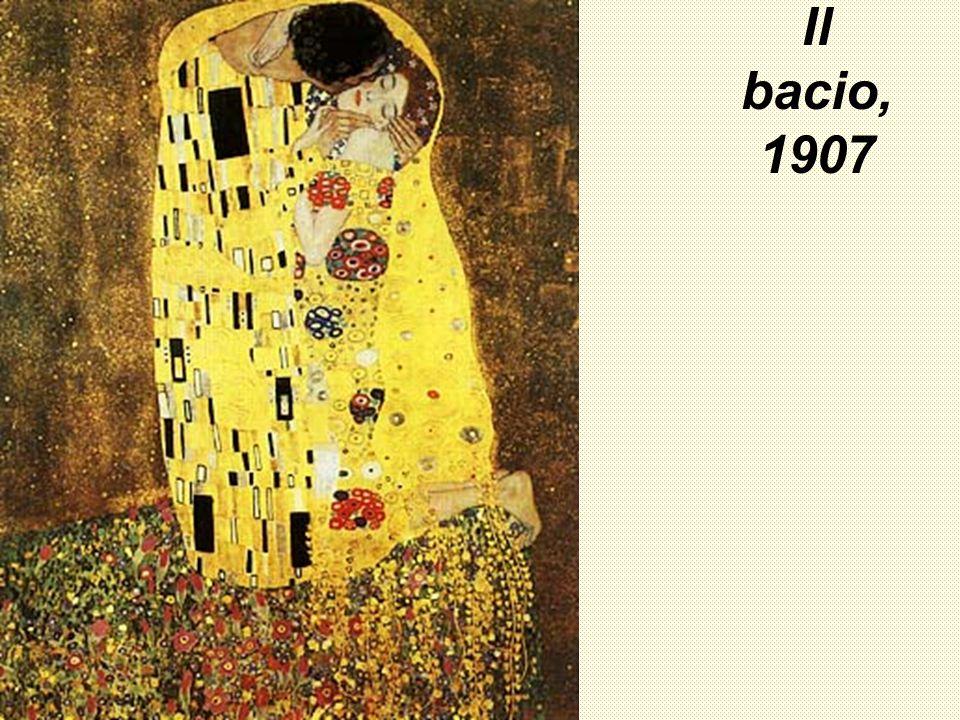 Il bacio, 1907