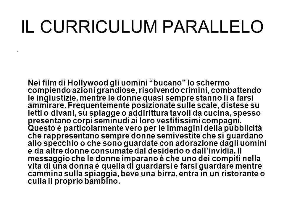 IL CURRICULUM PARALLELO