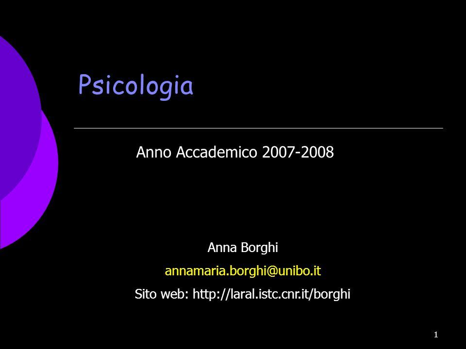 Sito web: http://laral.istc.cnr.it/borghi
