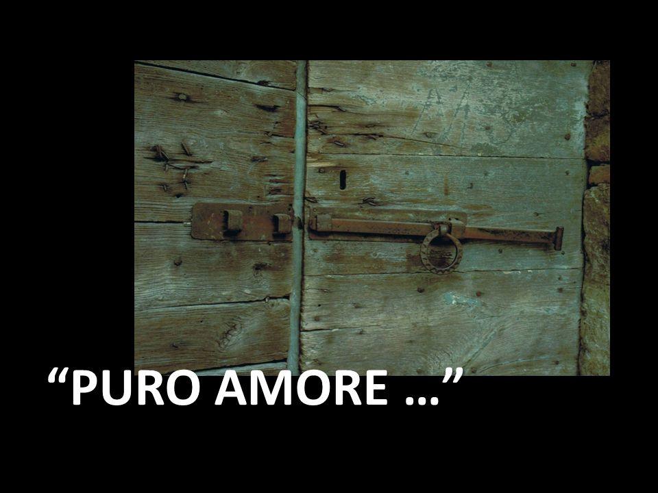 PURO AMORE …