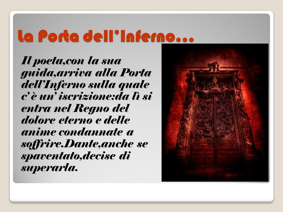 La Porta dell'Inferno…