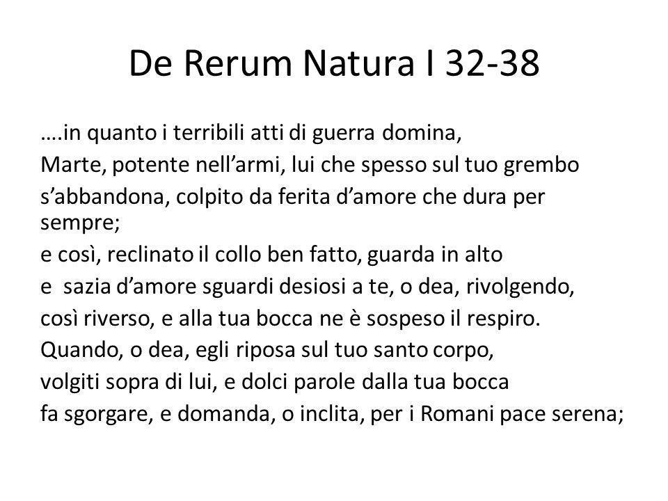 De Rerum Natura I 32-38